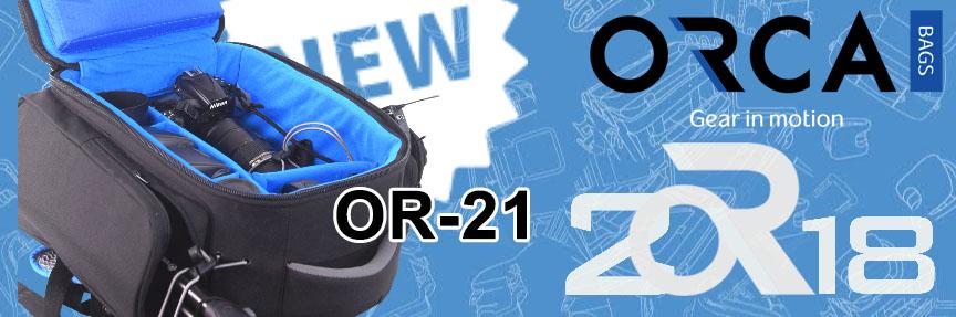 Транспортная сумка ORCA OR-21