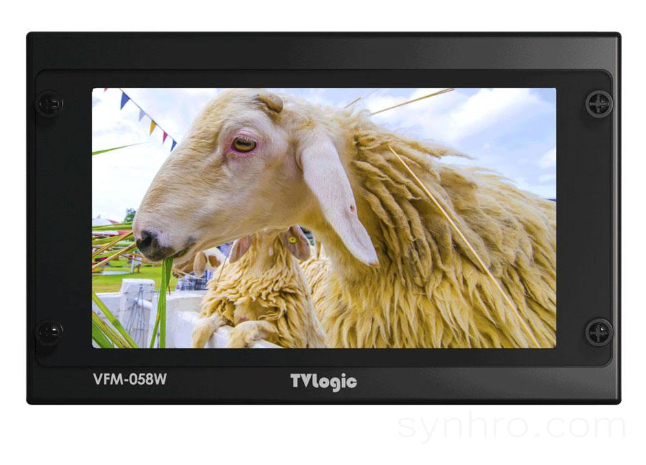 TVlogic VFM-058W