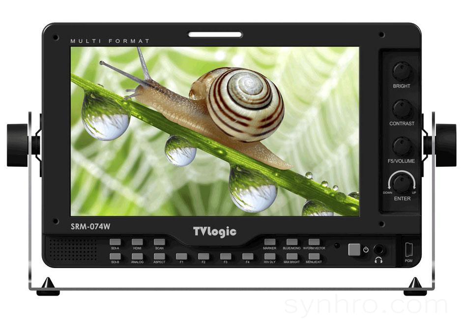 TVlogic SRM-074W-N