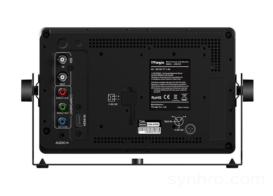 TVlogic LVM-070C