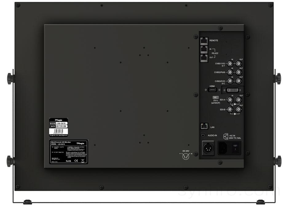 TVlogic LVM-241S