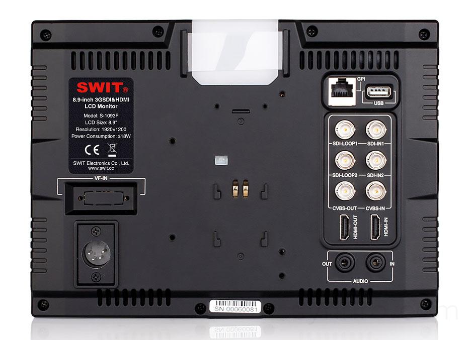 SWIT S-1093F (Simple)