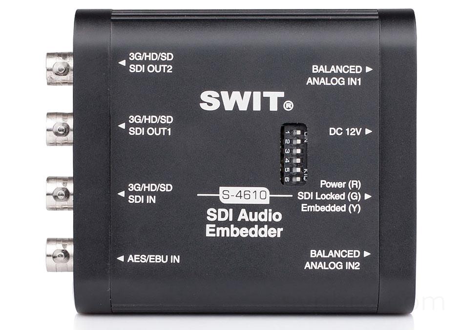 SWIT S-4610
