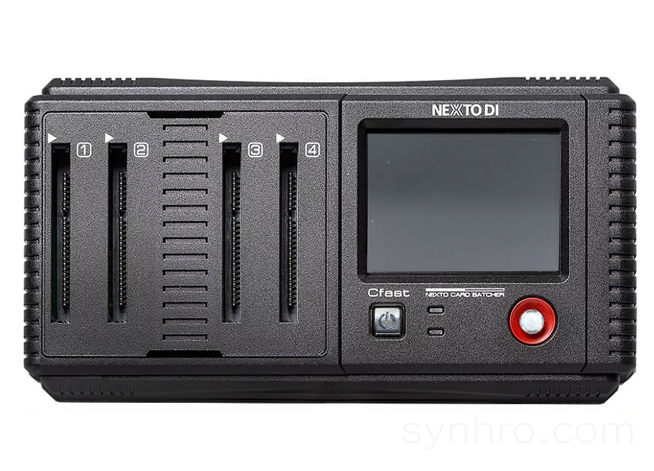 NEXTO DI NCB-20-CFast V-mount