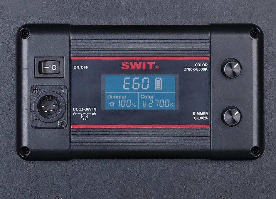 SWIT PL-E60 PLUS