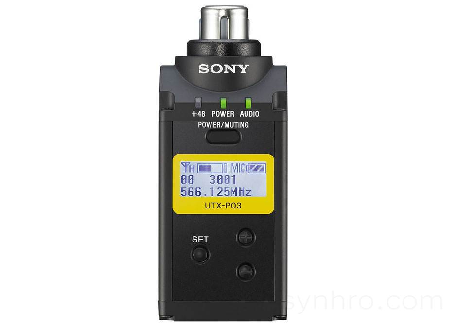 SONY UTX-P03/K21