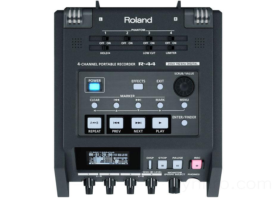 ROLAND R-44E