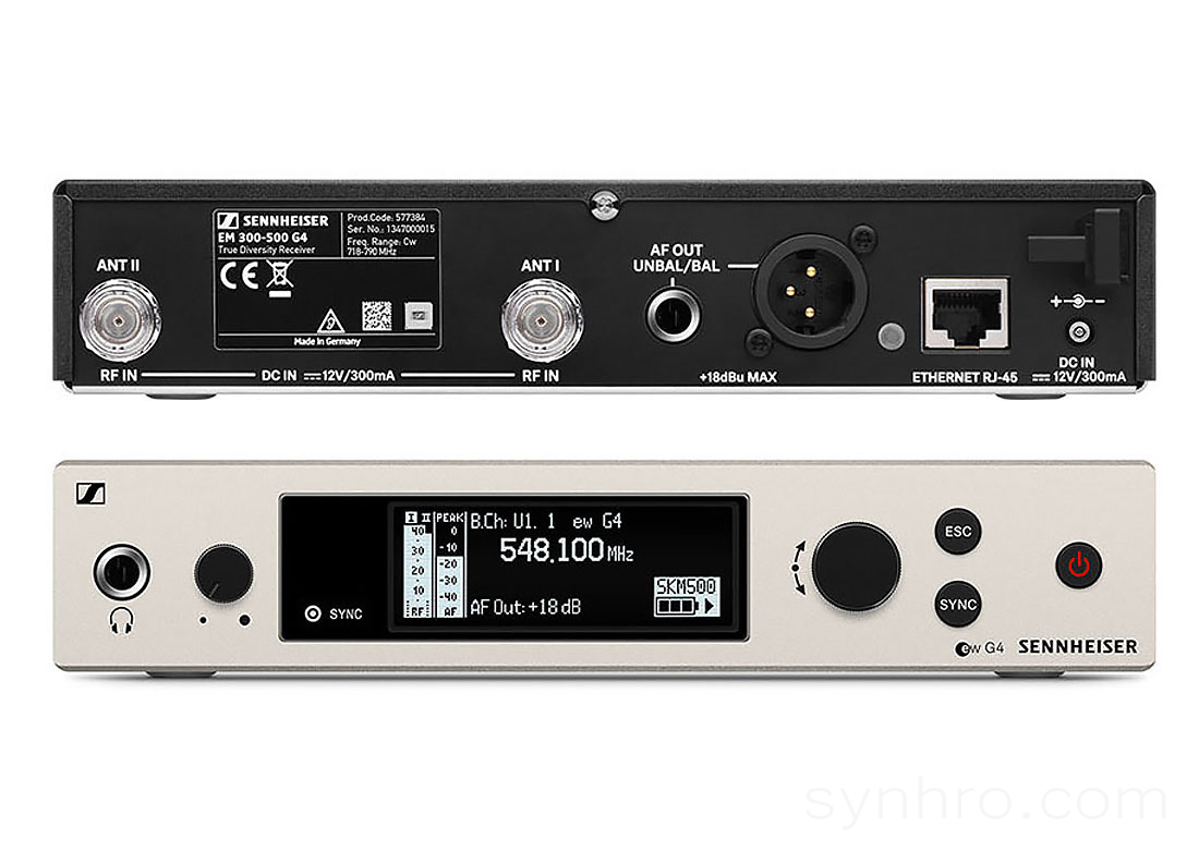 Sennheiser EW 500 G4-935-AW+