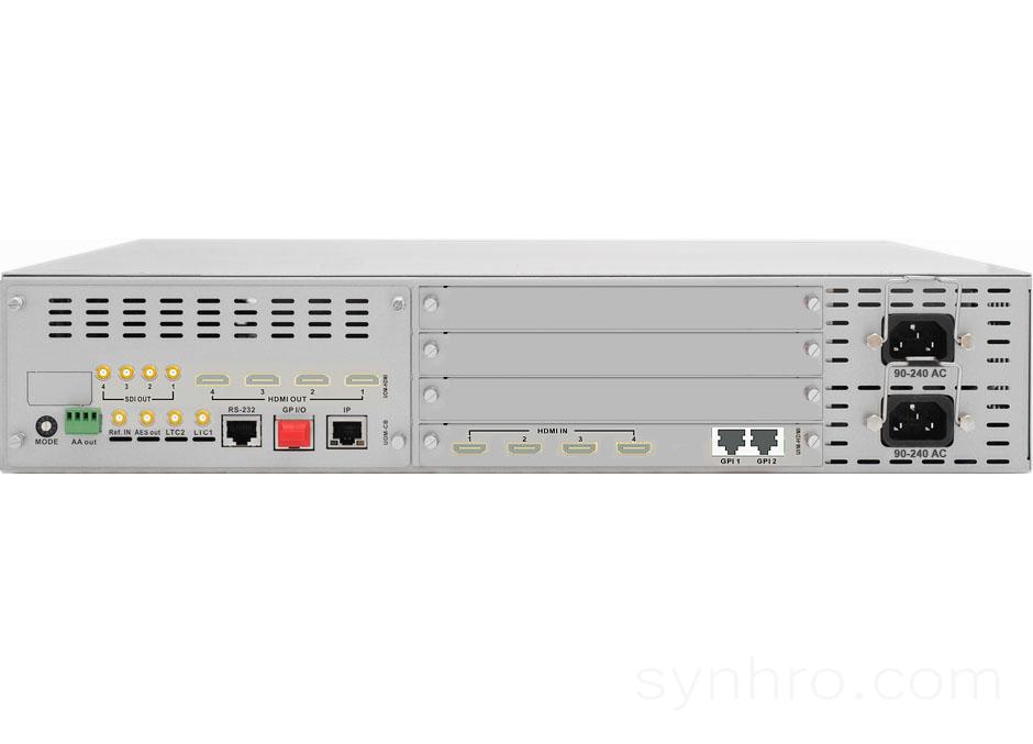 T-Sharp 4x4-HDMI-2RU-H