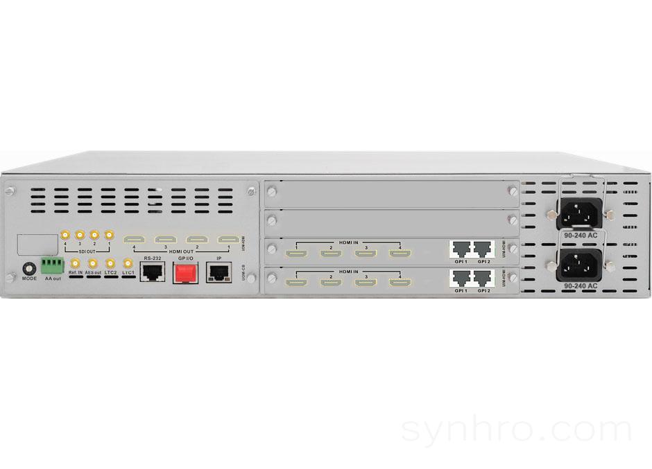T-Sharp 8x4-HDMI-2RU-H
