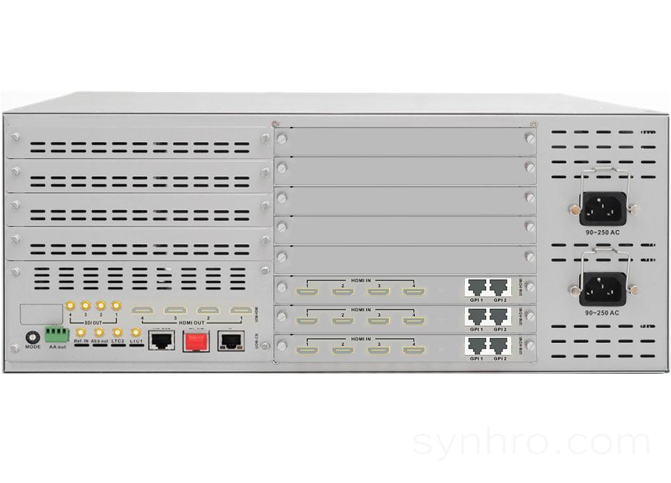 T-Sharp 12x4-HDMI-4RU-H