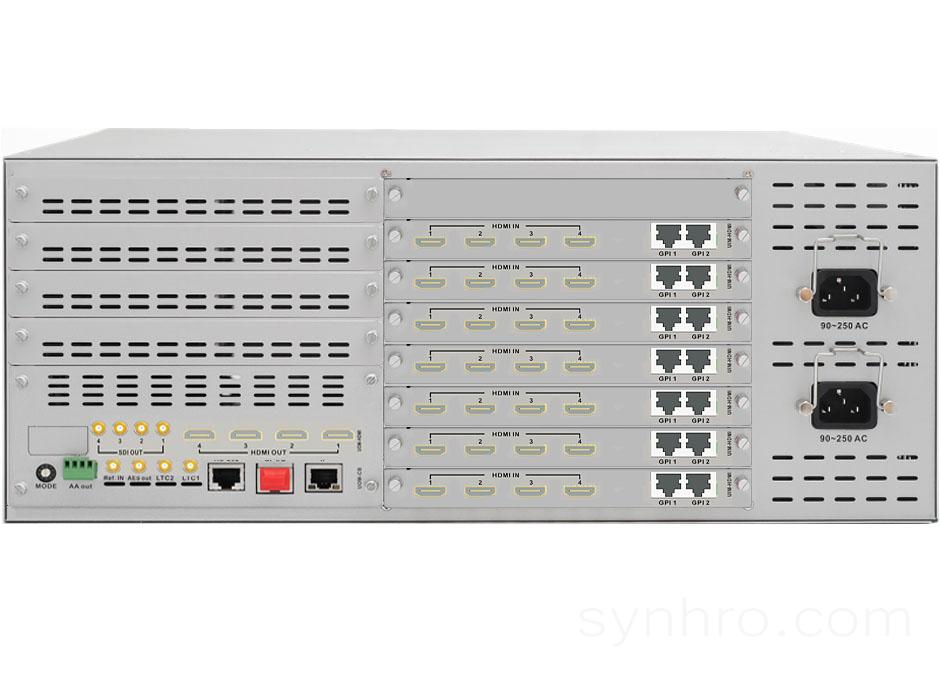 T-Sharp 28x4-HDMI-4RU-H