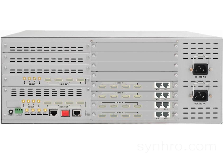 T-Sharp 16x8-HDMI-4RU-H