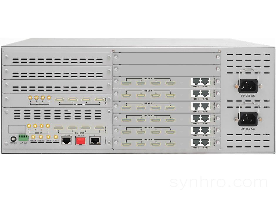T-Sharp 24x8-HDMI-4RU-H