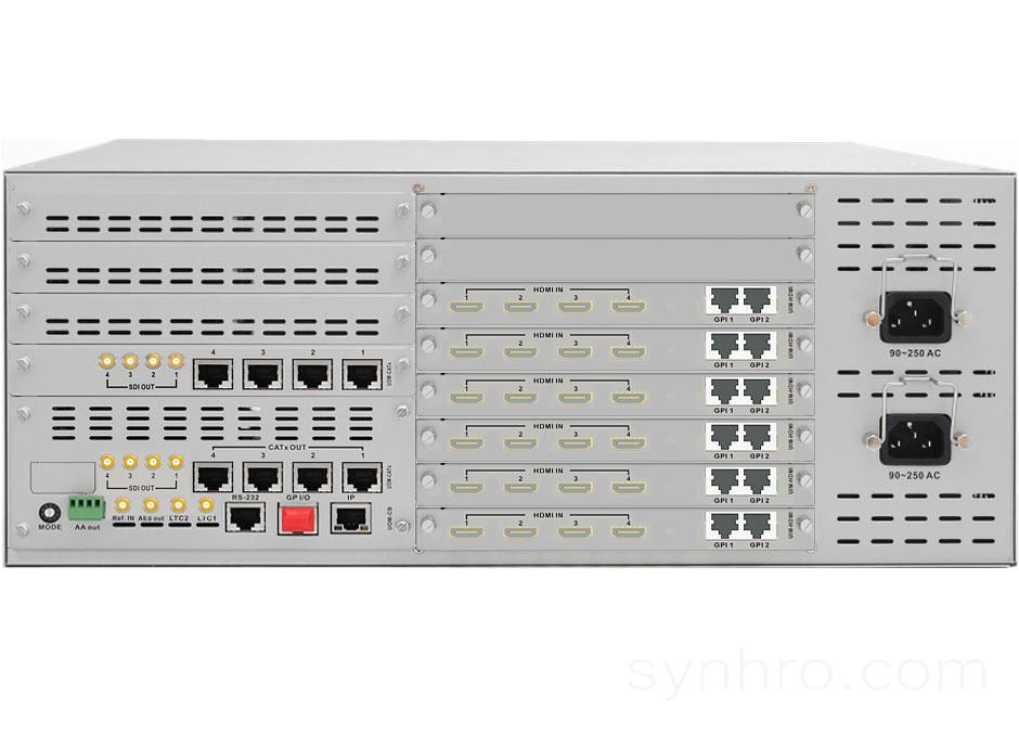 T-Sharp 24x8-HDMI-4RU-C