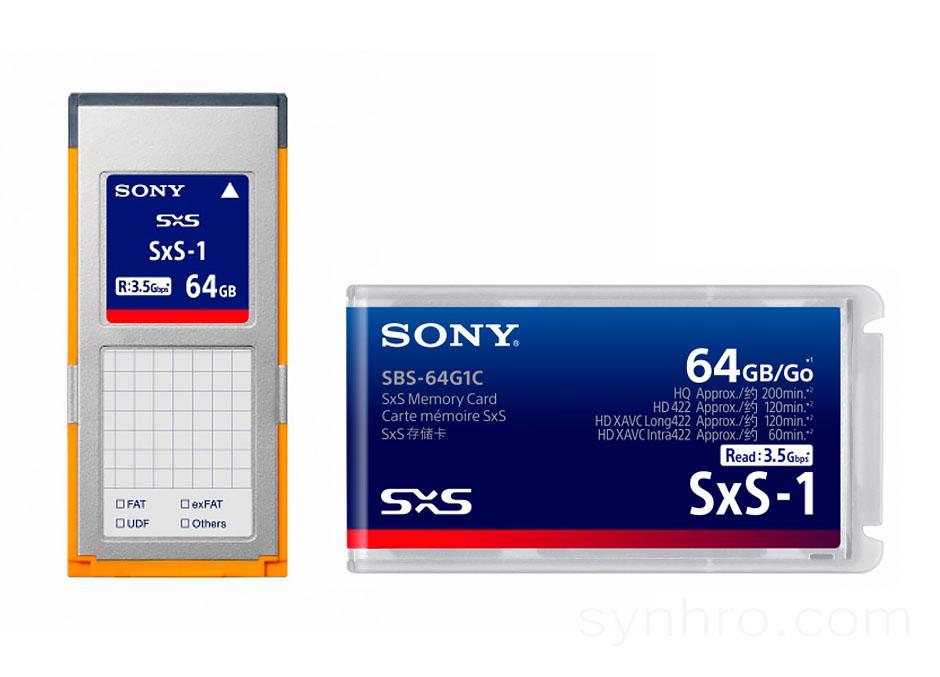 SONY SBS-64G1C