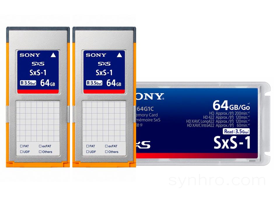 SONY 2SBS-64G1C