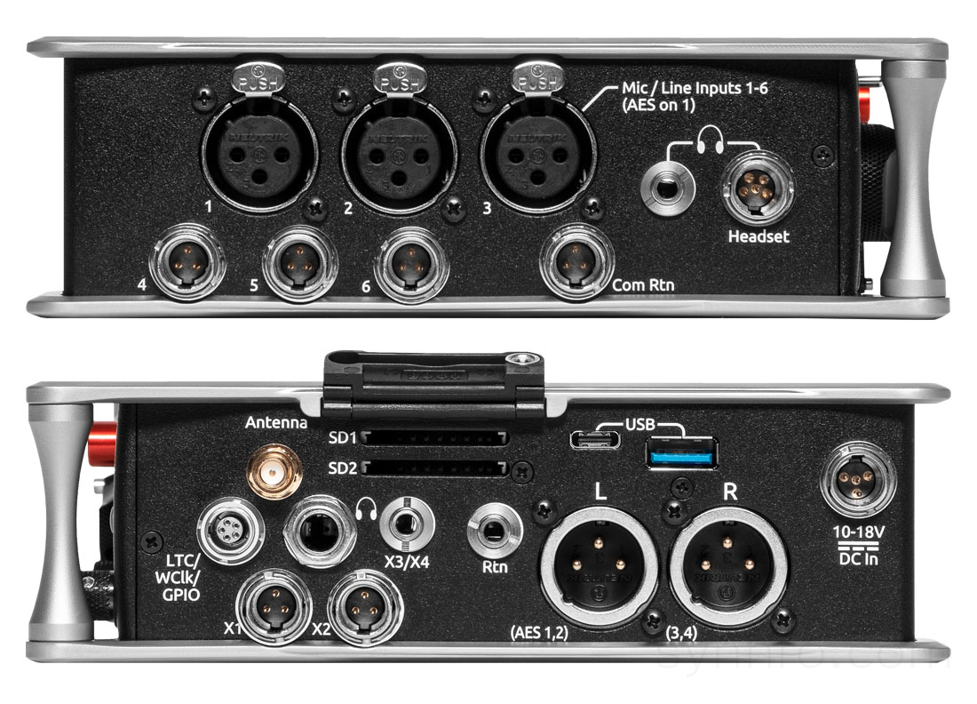 Sound Devices 833