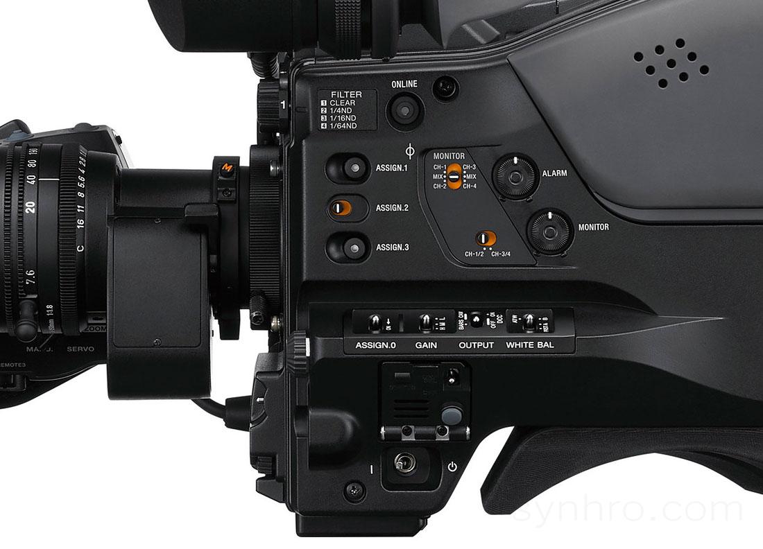 SONY PXW-Z750