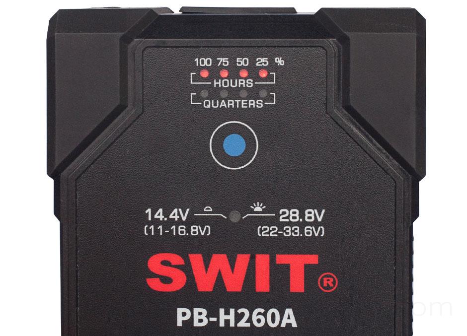 SWIT PB-H260A