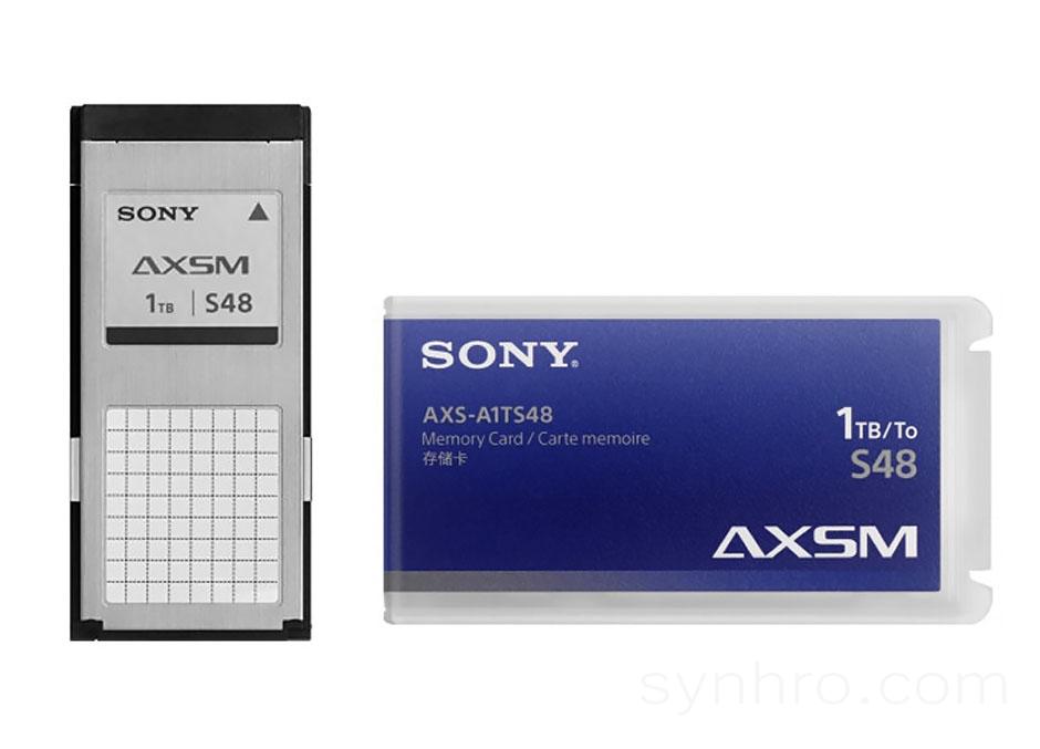 SONY AXS-A1TS48